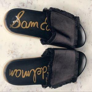 NWOT Sam Edelman slide sandals